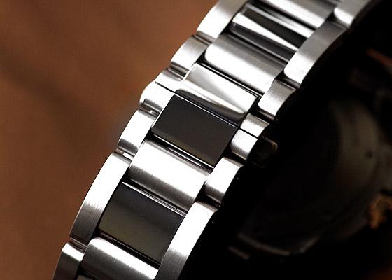 カルティエ W7100054 カリブルドゥカルティエ ダイバー PG&SS 黒文字盤 自動巻 ブレスレット