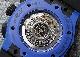 【世界200本限定】ウブロ 525.EX.0179.RX.ORL18 クラシックフュージョン アエロフュージョン オーリンスキー ブルーセラミック CE スケルトン文字盤 自動巻き ラバー