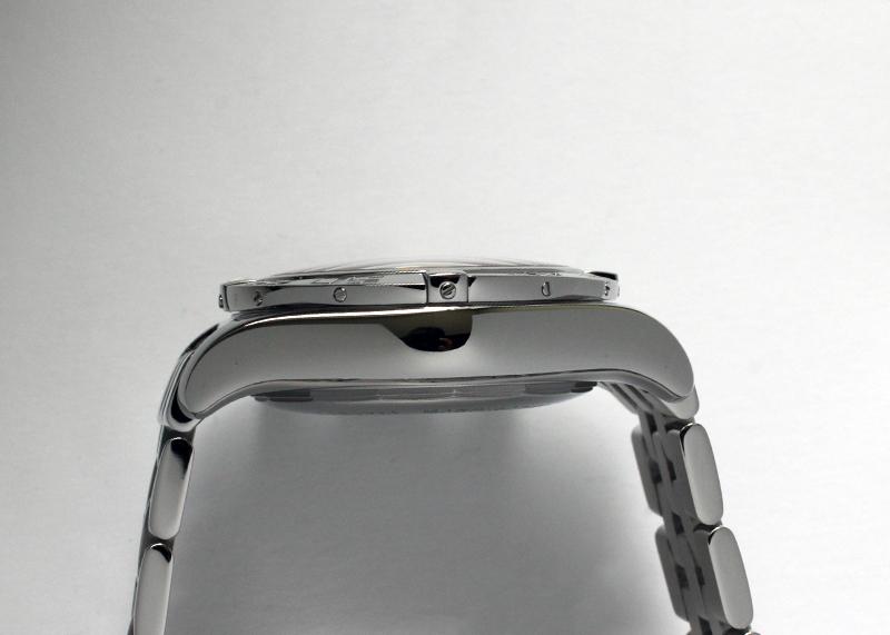 【中古】ブライトリング A011B67PA(AB0110) クロノマット44 SS 黒/シルバー文字盤 自動巻き ブレスレット