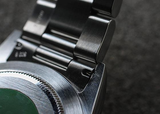 【中古】ロレックス 16520 コスモグラフデイトナ A番 SS 黒文字盤 自動巻き ブレスレット