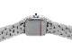 カルティエ WSPN0019 レディース パンテール ドゥ カルティエ ミニ SS シルバー文字盤 クォーツ ブレスレット