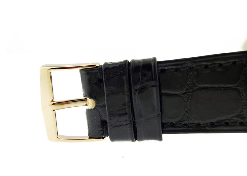 【ヴィンテージ】パテックフィリップ 570J カラトラバ 1950年製 YG シャンパン文字盤 手巻き レザー