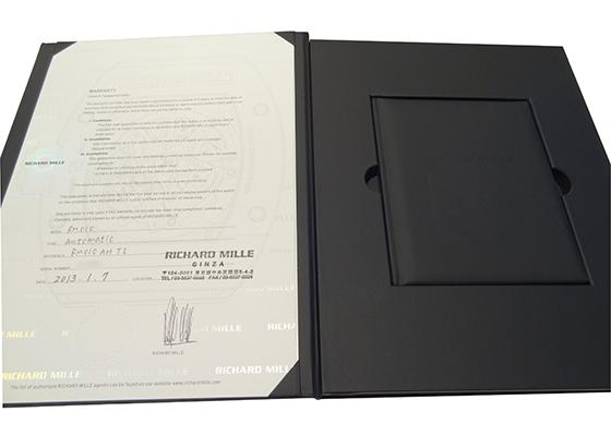 【中古】【銀座限定】リシャールミル RM010 オートマティック GINZA COLLECTION 15本限定 TI スケルトン文字盤 自動巻き ラバー