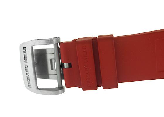 【中古】リシャールミル RM35-01 ラファエル・ナダル カーボンTPT スケルトン文字盤 手巻き ラバー