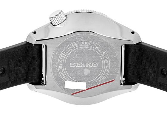 【未使用品】セイコー SBEX007(8L55-00D0) プロスペックス マリーンマスター 1968 メカニカルダイバーズ 復刻デザイン SS 黒文字盤 自動巻き ラバー