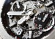 ウブロ 411.NX.1170.RX ビッグバン ウニコ チタニウム TI スケルトン文字盤 自動巻き ラバー