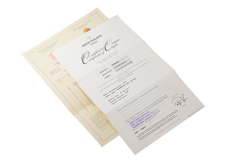 【レストア】パテックフィリップ 5100R-001 ゴンドーロ 10DAYS ミレニアム RG グレー文字盤 手巻き レザー