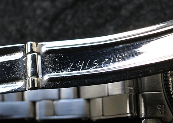【ヴィンテージ】【1957年製】ロレックス 6519 レディース オイスターパーペチュアル デイト SS シルバー文字盤 自動巻き ブレスレット