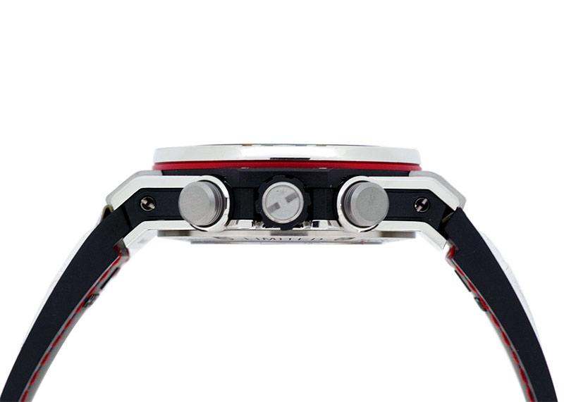 【中古】ウブロ 411.SX.1170.LR.WPT15 ビッグバン ウニコ ワールドポーカーツアー SS スケルトン文字盤 自動巻き レザー