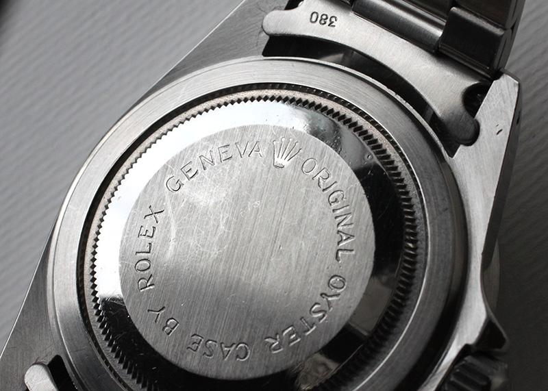 【中古】 チューダー 79090 オイスター プリンス サブマリーナー デイト SS 黒文字盤 自動巻き ブレスレット