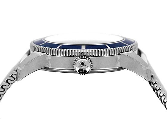 【未使用品】ブライトリング A172C34OCA スーパーオーシャン ヘリテージ46 SS ブルー文字盤 自動巻き ブレスレット