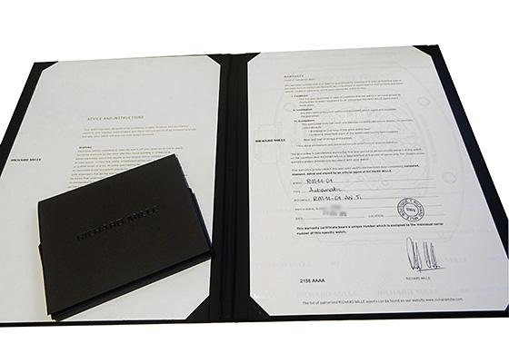 【中古】リシャールミル RM11-01 オートマティック フライバック クロノグラフ ロベルト・マンチーニ TI スケルトン文字盤 自動巻き ラバー