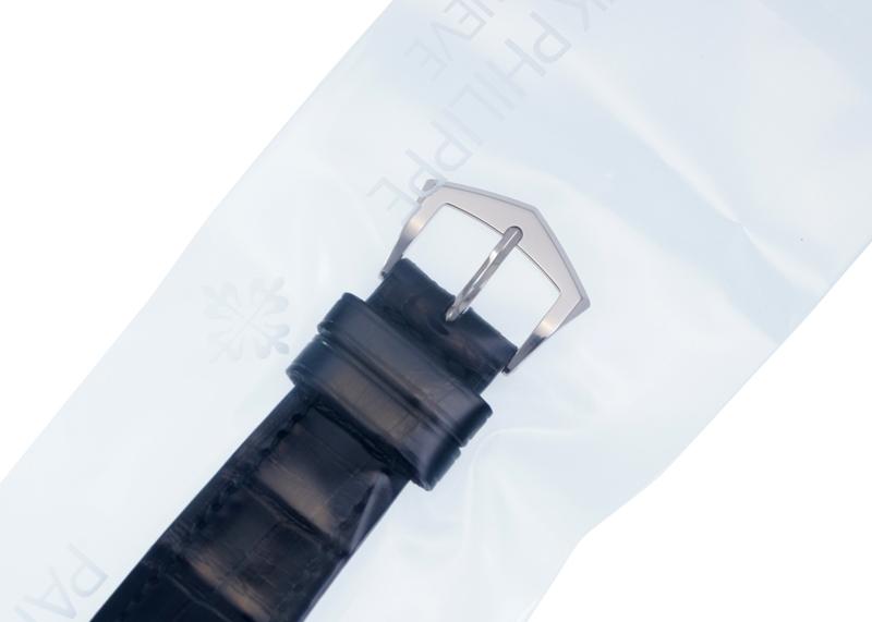 【レストア】パテックフィリップ 5119G-001 カラトラバ WG 白文字盤 手巻き レザー