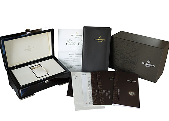 【中古】 パテックフィリップ レディース 7041R-001 ゴンドーロ RG シルバー文字盤 手巻き レザー