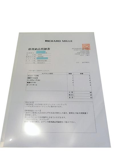 【中古】リシャールミル RM035 ラファエル・ナダル クロノフィアブル AL/MG スケルトン 手巻き ラバー