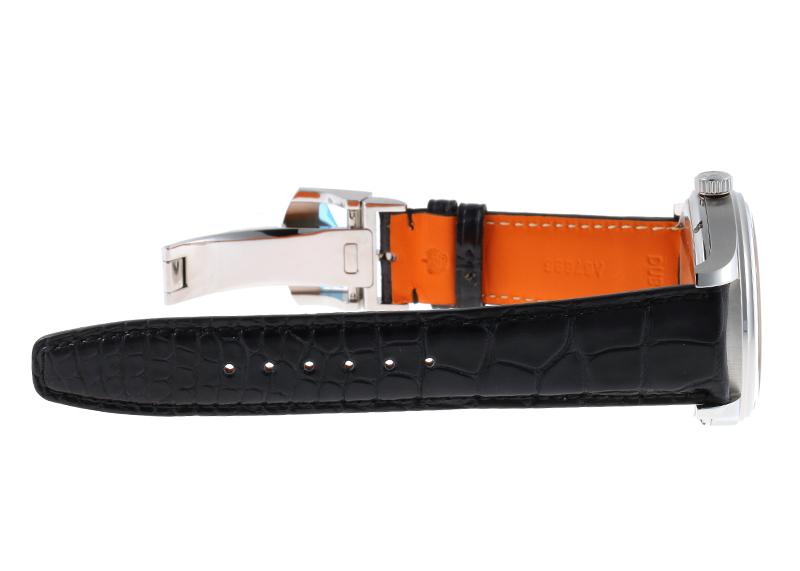 【未使用品】IWC IW510202 ポルトギーゼ ハンドワインド 8days SS 黒文字盤 手巻き レザー