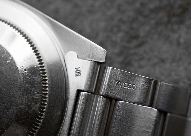 【保証書有】ロレックス 16760  オイスターパーペチュアル GMTマスター� ファットレディ 87年製 SS 黒文字盤 自動巻き ブレスレット【ヴィンテージ】
