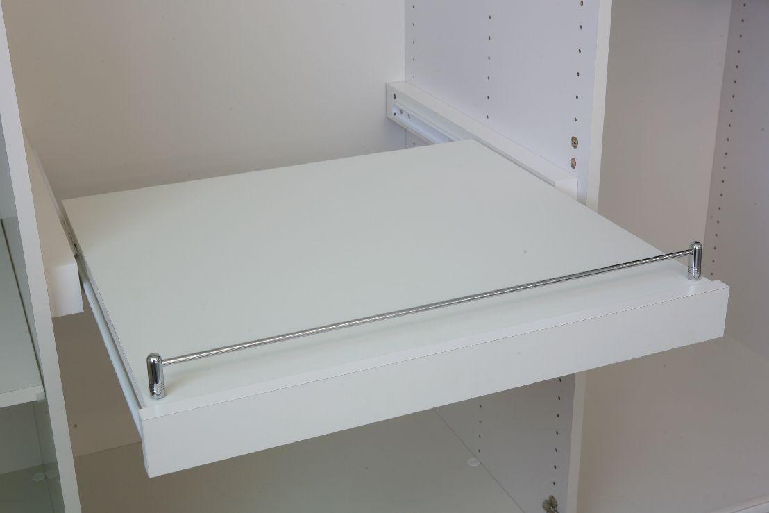 スライドテーブル 77.5W55D  幅757×奥行530×高104.5(mm)
