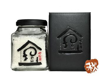 百姓の塩「秋」100g ギフトBOX付