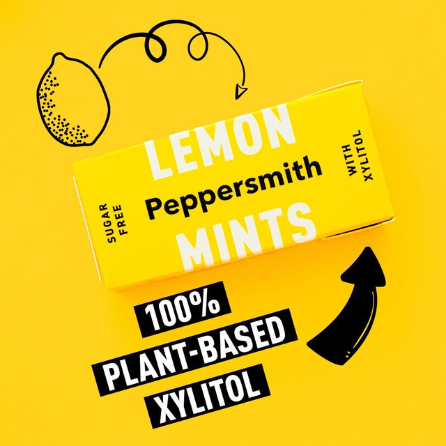 Peppersmithキシリトールミント