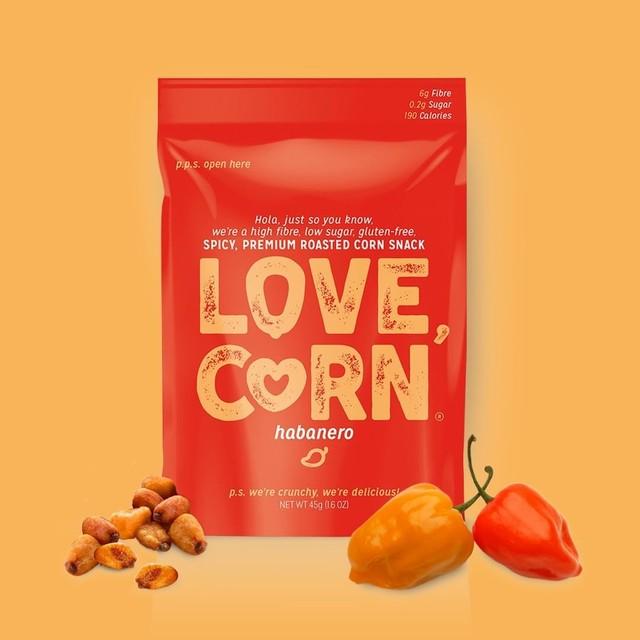 LOVE CORN - クランキーローストコーン