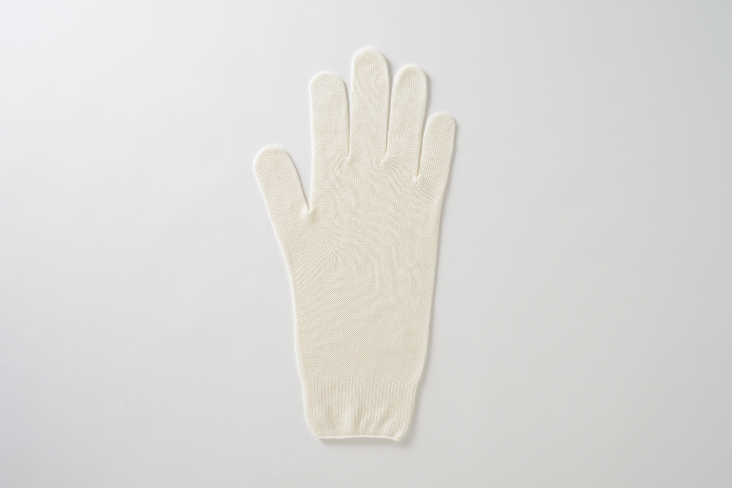 無縫製ガーゼ手袋