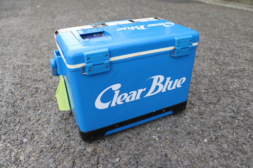 ClearBlue カッティング25cm
