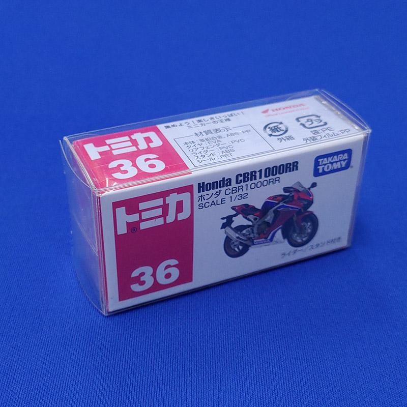 【ネコポス対応】 トミカ用クリアケース / TT01 (10枚セット)