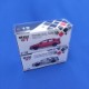 【ネコポス対応】 『miniGT』2箱用クリアケース Aタイプ / TGT02 (10枚セット)