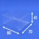 【ネコポス対応】 トミカ 小2箱用 クリアケース (前後2列タイプ) / TT07 (10枚セット) 2月18日発売開始