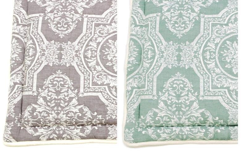 Classica ふくれ織 ロングシートクッション 約50×150cm