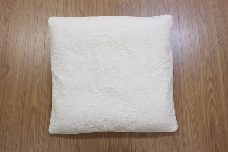 ガーネット 座布団カバー 約55×59cm