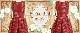 ★Mサイズ最終カート補充★秋の新作★レディレッドリボンワンピース★別途300ポイントプレゼント★