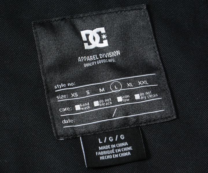 DC SHOES ディーシーシューズ ジャケット 中綿 パーカー ピスネーム (ADYJK03121)