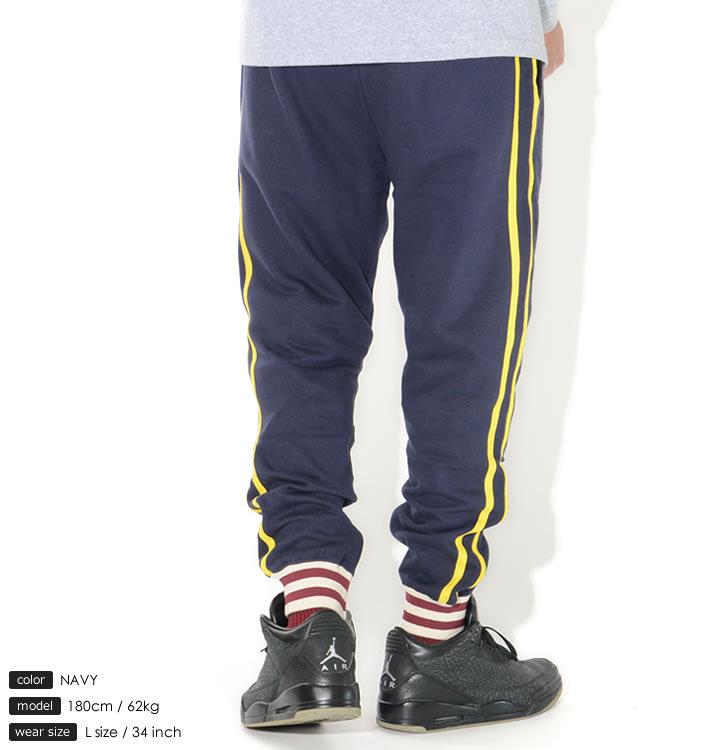 【セール】STAPLE ステイプル ジョガーパンツ スウェット Sピジョン サイドライン (2011B6257)
