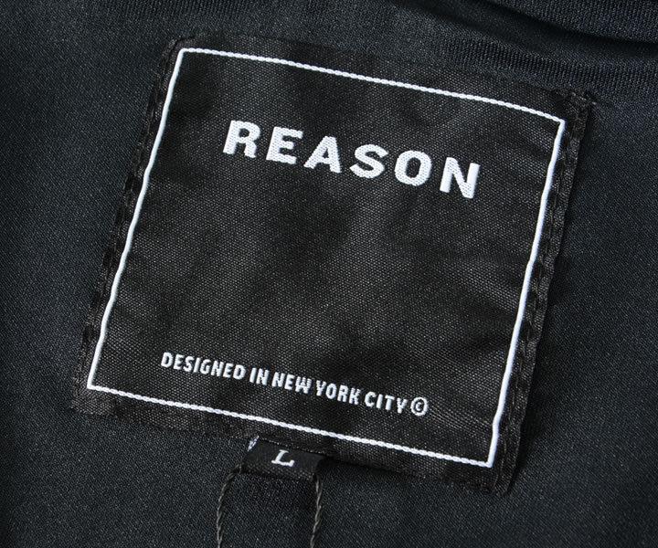 REASON リーズン トラックセットアップ ジャージ 総柄 ドーベルマン (A1-784T)