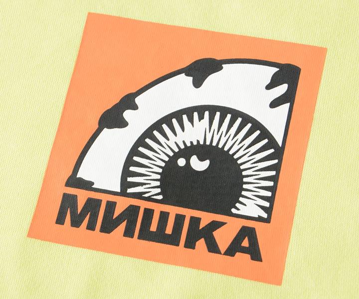 MISHKA ミシカ ロンT 長袖 ハイネック ボックスキープウォッチ (M21000056)