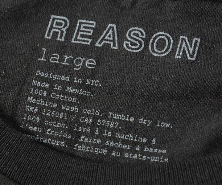 【セール】REASON リーズン ロンT 長袖 スカルキング MIND OF HUSTLER (C0-406)