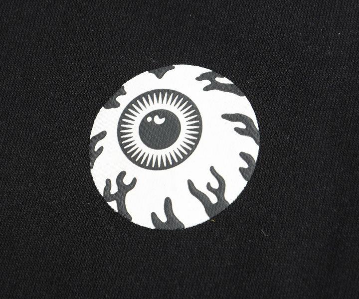 MISHKA ミシカ Tシャツ 半袖 胸ワンポイント キープウォッチ (MAW200070)