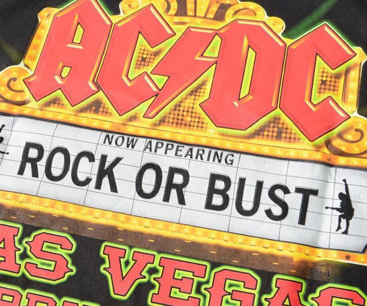 【セール】REASON リーズン ロンT 長袖 AC/DC ラスベガス カジノ WORLD TOUR (SU-116L)