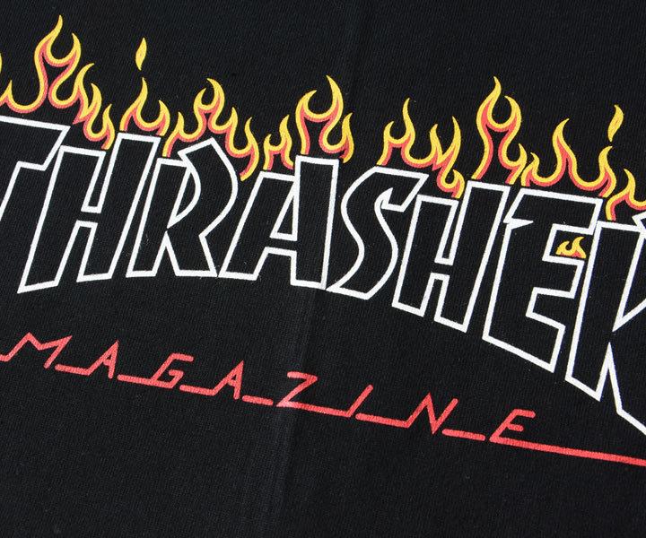 THRASHER×Keith Haring Tシャツ 半袖 キースへリング コラボ スケートヒューマン (KH-TH2103)