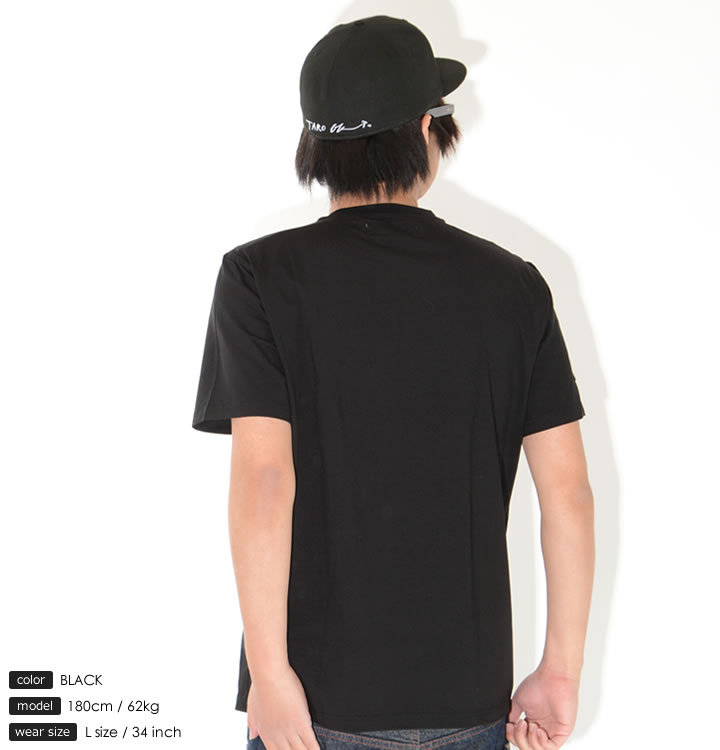 BLACK PYRAMID ブラックピラミッド Tシャツ 半袖 スカル バスケットボール ショット