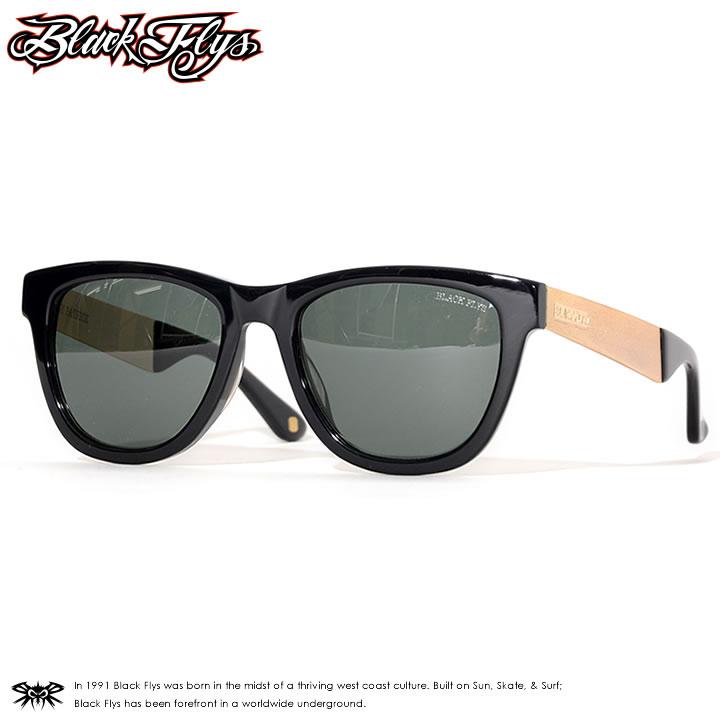 【セール】BLACK FLYS ブラックフライ サングラス UVカット スモークレンズ FLY PATRICK (BF-14827-0150)