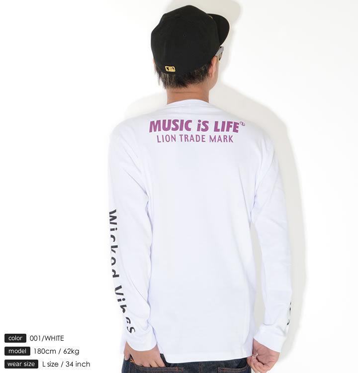 NESTA BRAND ネスタブランド ロンT ロングTシャツ 長袖 ネームロゴ刺繍 グラデーションカラー (203NB1109)