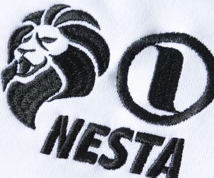 NESTA BRAND ネスタブランド スウェットパンツ ジョガー ロゴテープ ロゴ刺繍 (211NB1800)