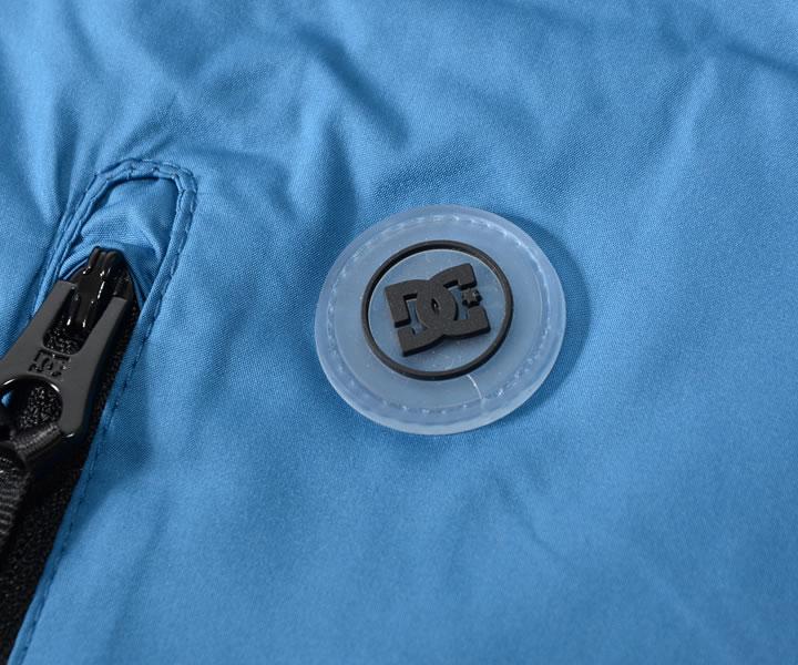 【セール】DC SHOES ディーシーシューズ ジャケット ウインドブレーカー バイカラー切り替え (ADYJK03083)