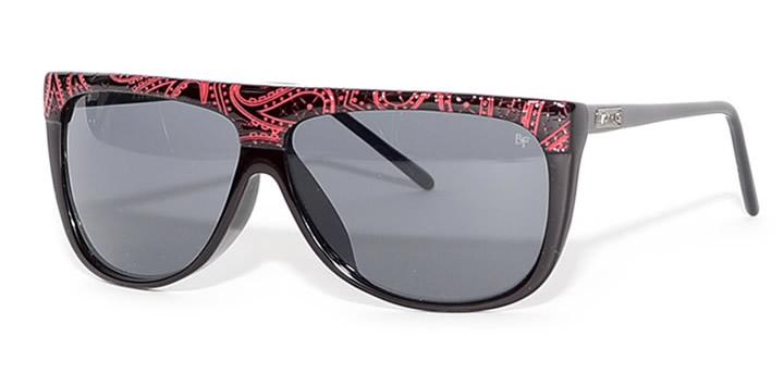 【セール】BLACK FLYS ブラックフライ サングラス UVカット スモークレンズ THUG FLY PAISLEY/SMK (BF-8570-18594)