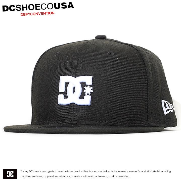 DC SHOES ディーシーシューズ キャップ 帽子 スナップバック 3Dロゴ刺繍 (ADYHA03749)