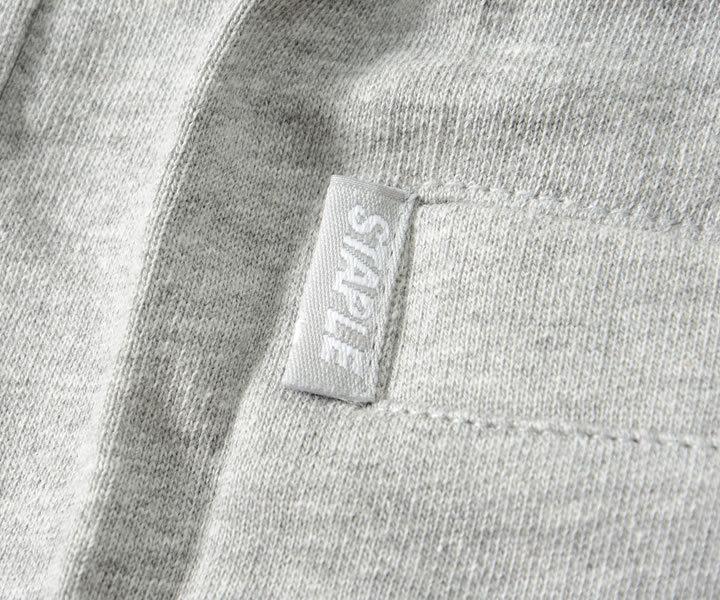 【セール】STAPLE ステイプル ジョガーパンツ スウェット ピジョンロゴ サイドパイピング (2104B6631)