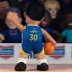 BLEACHER CREATURES ブリーチャークリーチャーズ フィギュア フィギュア ぬいぐるみ NBA ゴールデンステート・ウォリアーズ #30 ステフィン・カリー